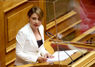 Χριστίνα Αλεξοπούλου: 'Αναβαθμίζουμε την Εθνική Παιδεία στο σύνολό της'