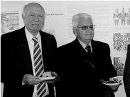 Θρήνος στο Ν.Ο. Πατρών - 'Έφυγε' ο επίτιμος πρόεδρος του συλλόγου, Μίμης Γιαννούλης