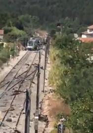 Σύγκρουση τρένου στην Πορτογαλία με τουλάχιστον ένα νεκρό και 50 τραυματίες