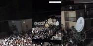 Συνωστισμός, γλέντια και… περίπατο τα μέτρα στην Ξάνθη (video)