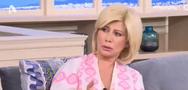 Ζήνα Κουτσελίνη - Χαλαρώνει μακριά από τα τηλεοπτικά πλατό