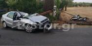 Τροχαίο δυστύχημα με θύμα έναν 32χρονο στην Αμάρυνθο Ερέτριας