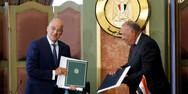 Η Αίγυπτος απαντά στην Τουρκία: 'Σχολιάζετε τη συμφωνία με την Ελλάδα χωρίς να ξέρετε λεπτομέρειες'
