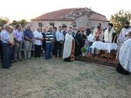 Πλατανόβρυση: Παράκληση προς την Παναγία της Μέντζενας