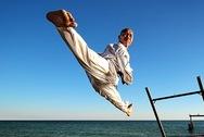 Πάτρα: O grand master του tae kwon do, Ky - Tu Dang, στα καλοκαιρινά camp του δήμου