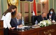 Δένδιας για ΑΟΖ Ελλάδας - Αιγύπτου: 'Άμεσα στη Βουλή η συμφωνία'