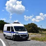 Την Ακαρνανία επισκέπτεται την ερχόμενη εβδομάδα η Κινητή Αστυνομική Μονάδα