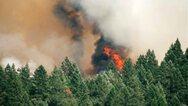 Κύπρος: Μεγάλη φωτιά με μέτωπο 20 χιλιομέτρων σε εξέλιξη σε Λεμεσό και Πάφο