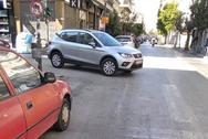 Το... παρκάρισμα της ημέρας στο κέντρο της Πάτρας