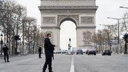 Υποχρεωτική η χρήση μάσκας σε εξωτερικούς χώρους στο Παρίσι