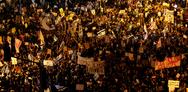 Ισραήλ: Χιλιάδες διαδηλωτές πολιόρκησαν την κατοικία του Νετανιάχου (video)