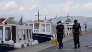 Πόρος - Κορωνοϊός: Εντατικοί έλεγχοι και απολυμάνσεις σε δημόσιους χώρους