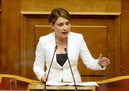 Χριστίνα Αλεξοπούλου: 'Συγχαρητήρια στους νεαρούς του Προμηθέα'