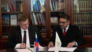 Κύπρος - Ρωσία: Υπέγραψαν νέα συμφωνία αποφυγής διπλής φορολογίας