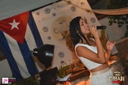 Rosanna Mailan Live by Cuban Lounge Nights at Αιώρα 09-08-20