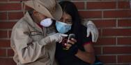 Κορωνοϊός - Βενεζουέλα: Για πρώτη φορά πάνω από 1.000 κρούσματα σε μία μέρα