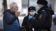 Κορωνοϊός-Ρωσία: 129 νέοι θάνατοι