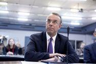 Σταϊκούρας: Αποκαθίσταται σταδιακά η κανονικότητα στο τραπεζικό σύστημα