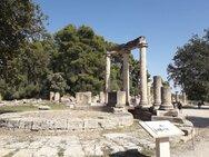 Δυτική Ελλάδα: Αυξήθηκαν οι επισκέπτες τον Αύγουστο στην Αρχαία Ολυμπία