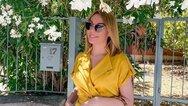 Η Τατιάνα Στεφανίδου απολαμβάνει το καλοκαίρι