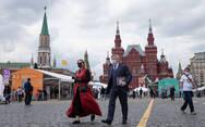 Πάνω από 5.000 νέα κρούσματα κορωνοϊού στη Ρωσία