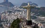 Ανοίγει για το κοινό το άγαλμα του Χριστού του Λυτρωτή στη Βραζιλία