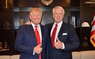 Πέθανε ο μικρότερος αδελφός του προέδρου των ΗΠΑ, Ρόμπερτ Τραμπ