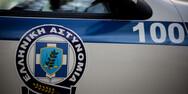 Ηλεία - Ίχνη τροχαίου ατυχήματος στο σημείο όπου βρέθηκε ο 58χρονος