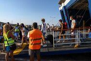 Αρνητικά όλα τα τεστ κορωνοϊού στα λιμάνια Πειραιά και Ραφήνας