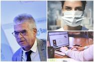 Γώγος - Κορωνοϊός: Προτείνει καθολική χρήση μάσκας και γενίκευση της τηλεργασίας