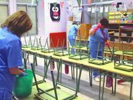 Πελετίδης: Zητά επιπλέον προσλήψεις σχολικών καθαριστριών - Αυξημένες οι ανάγκες λόγω κορωνοϊού