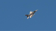 Στη Σούδα αύριο τέσσερα F-16 από τα Ηνωμένα Αραβικά Εμιράτα