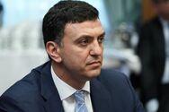 Κικίλιας για ΣΥΡΙΖΑ: 'Το γαρ πολύ της θλίψεως γεννά παραφροσύνη'