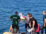 Αντίρριο: Tο χρονικό της διάσωσης του μικρού κοριτσιού από το φέρι μποτ (video)