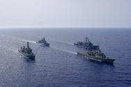H Κύπρος ξεκινά αύριο κοινή αεροναυτική άσκηση με Ελλάδα και Γαλλία