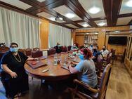 Πάτρα: Πραγματοποιήθηκε η συνάντηση του ΣΚΕΑΝΑ με την Πρυτανική Αρχή (φωτο)