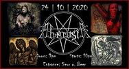 Aherusia Live at No Class - Rock Club Patras