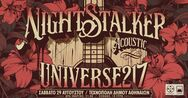 Nightstalker acoustic w/ Universe217 στην Τεχνόπολη