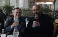Νίκος Νικολόπουλος - Ο επικήδειος λόγος για τον Δημήτρη Φραντζή