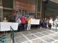 111 εργαζόμενοι στα Κοινωφελή προγράμματα της Πάτρας στην Αθήνα για διαμαρτυρία