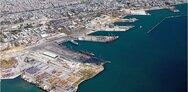 Προχωρούν τα έργα στο λιμάνι Θεσσαλονίκης