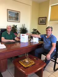 Ολοκληρώθηκε το θέμα της διαχείρισης των Πυροσβεστικών Κρουνών του Δήμου Δυτικής Αχαΐας