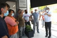 Δήμος Πατρέων: 'Ν.Δ. και ΣΥΡΙΖΑ καταδικάζουν στην ανεργία τους εργαζόμενους'