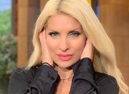 Η Ελένη Μενεγάκη απολαμβάνει τα φρεσκοβαμμένα της μαλλιά (φωτο)