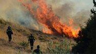 Υψηλός κίνδυνος πυρκαγιάς στη Δυτική Ελλάδα το Σάββατο