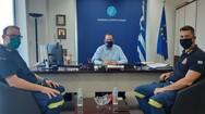 Σε διαρκή ετοιμότητα και επιφυλακή η Περιφέρεια Δυτικής Ελλάδας για το ενδεχόμενο πυρκαγιών