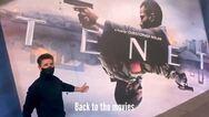 Ο Tom Cruise με μάσκα στην πρεμιέρα της ταινίας Tenet (φωτο)