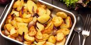 Συνταγή για ακαταμάχητες πατάτες φούρνου
