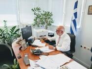 Ο Παναγιώτης Σακελλαρόπουλος υπέγραψε τη διακήρυξη για το «Αρδευτικό έργο Μαρμάρων Δ.Ε. Αιγείρας Δήμου Αιγιαλείας»
