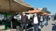 Πάτρα - Λαϊκές αγορές: Ο Δήμος απευθύνει έκκληση για την τήρηση των μέτρων κατά της Covid-19